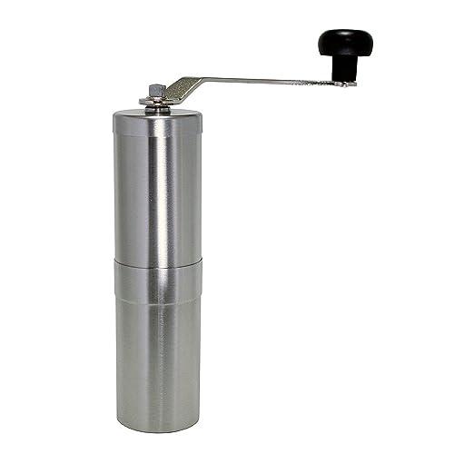 Porlex 345-12541 Jp-30 Stainless Steel Coffee Grinder, Silver