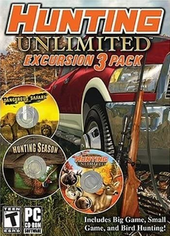 Hunting Unlimited Excursion Bonus 3 Pack [Importación Inglesa]: Amazon.es: Videojuegos