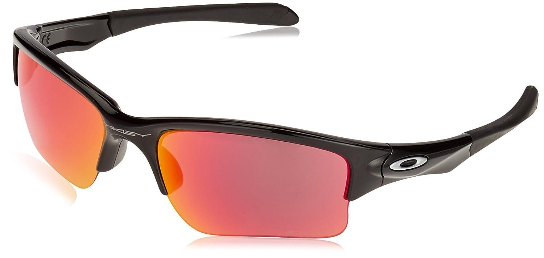 Oakley Quarter Jacket 920025 Gafas de sol, Polished Black, 61 para Hombre