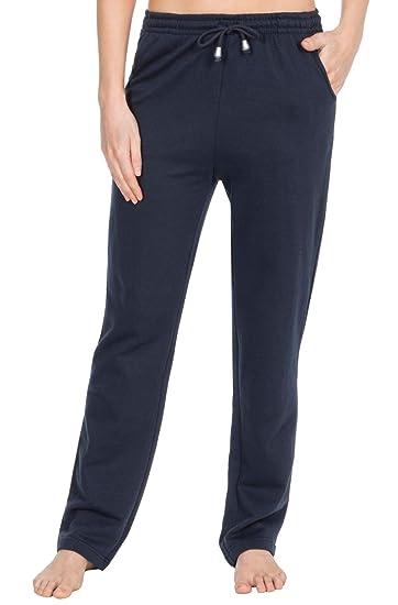 Lora Dora - Pantalones de chándal de algodón con Bolsillos: Amazon ...