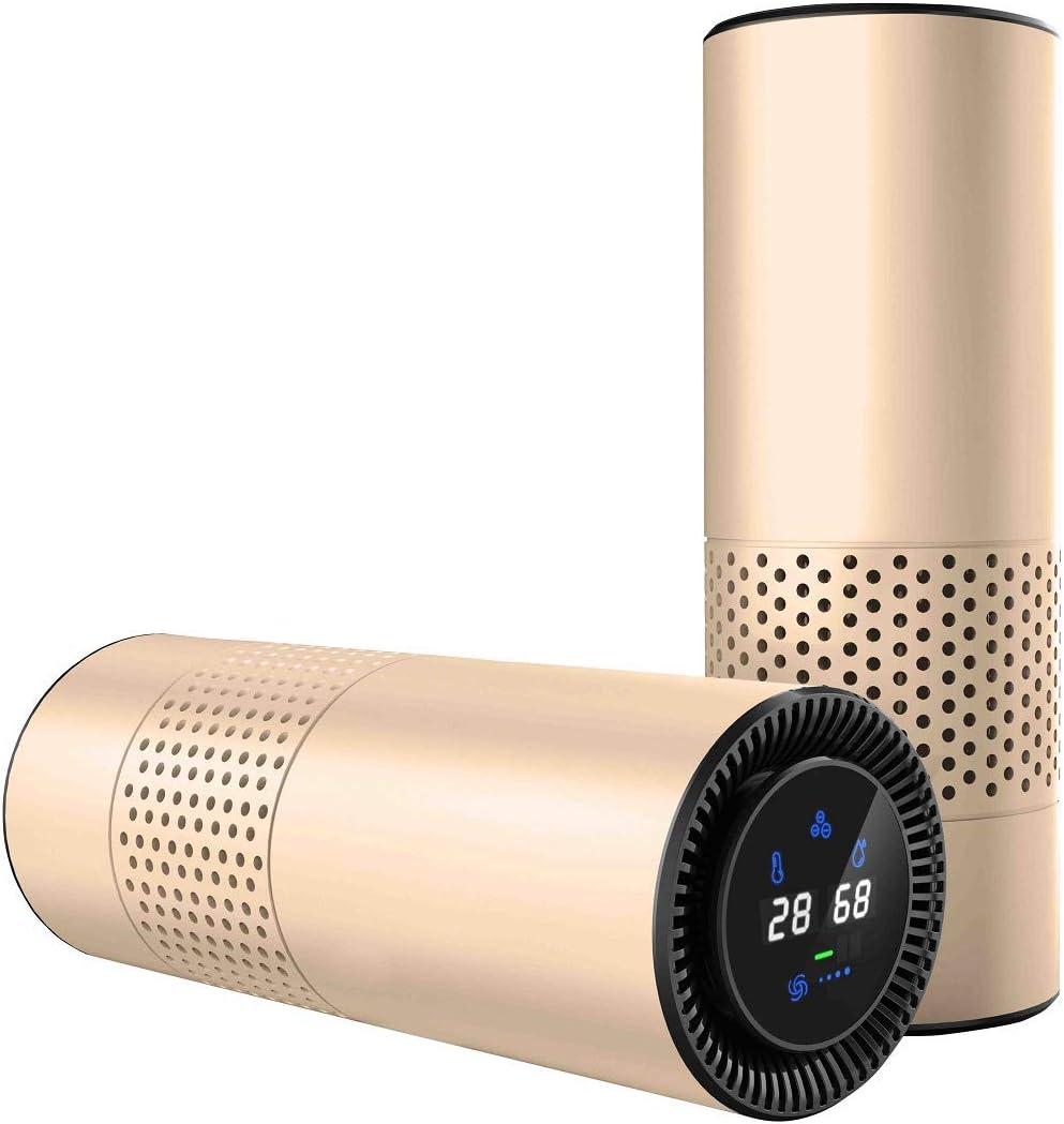 LeadYoung - Filtro de purificador de Aire con Control de Gestos ...