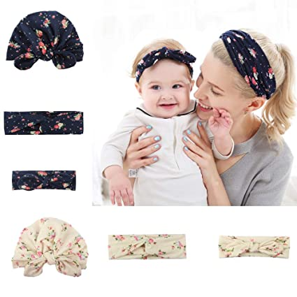 Amazon.com  Headbands for baby and mom 9f4ae99df3e
