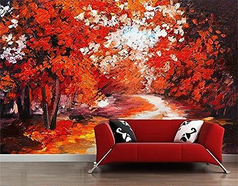 Sykdybz 3d Wallpaper Camera Murale Personalizzata Non Tessuto Murale