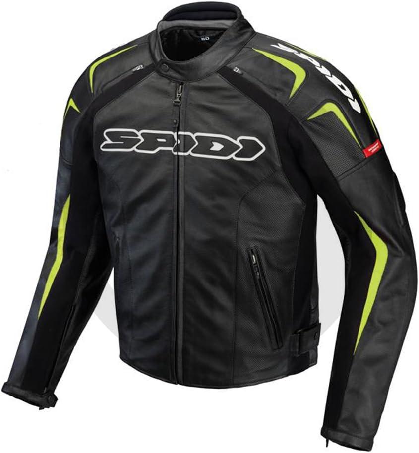 Spidi - Chaqueta Track Leather 42
