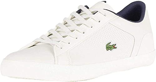 Lacoste Baskets Lerond 418 Blanc Homme