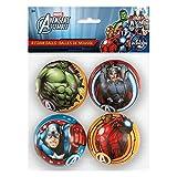 Marvel Avengers Foam Ball Party Favors, 4ct