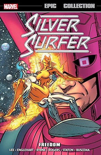 Silver Surfer Epic Collection: Freedom (Silver Surfer (1987-1998))
