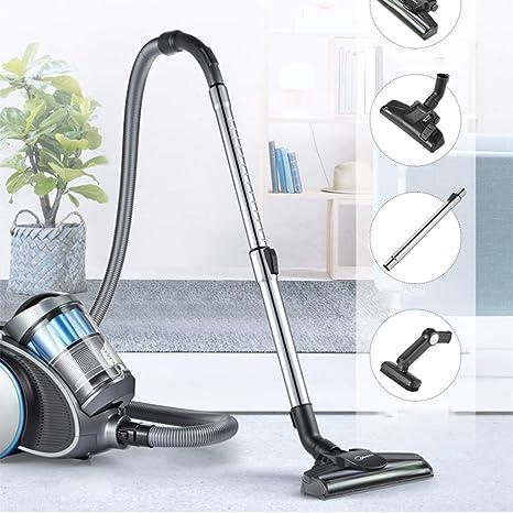 Aspiradora, 1100w 1.1L Energía doméstica de Mano Alfombra Ultra silencioso Horizontal pequeño, Azul (37.4x22x33cm) Lostgaming: Amazon.es: Hogar