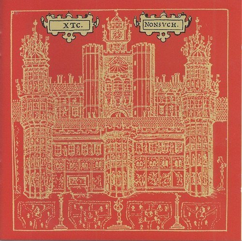 CD : XTC - Nonsuch (United Kingdom - Import)