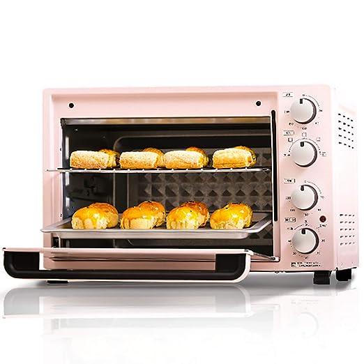 Mini Horno 35L,Horno Cocina EléCtrico Multifuncional-1600 W, 4 ...