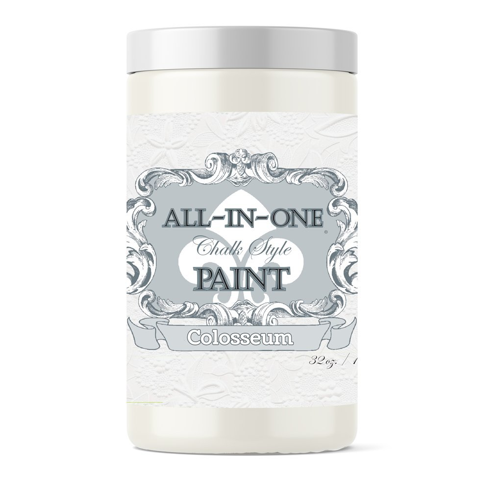 Colosseum, Heritage Collection All in One Chalk Style Paint (NO Wax!) (32oz)