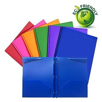 Folder With Brads