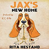 Jax's New Home: Doggie Heroes Series, Book 3 | Rita Hestand