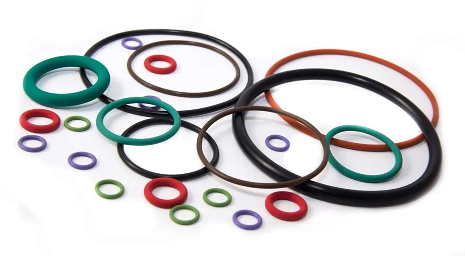 336 Buna//NBR Nitrile O-Ring 70A Durometer Black Sterling Seal and Supply 125 Pack