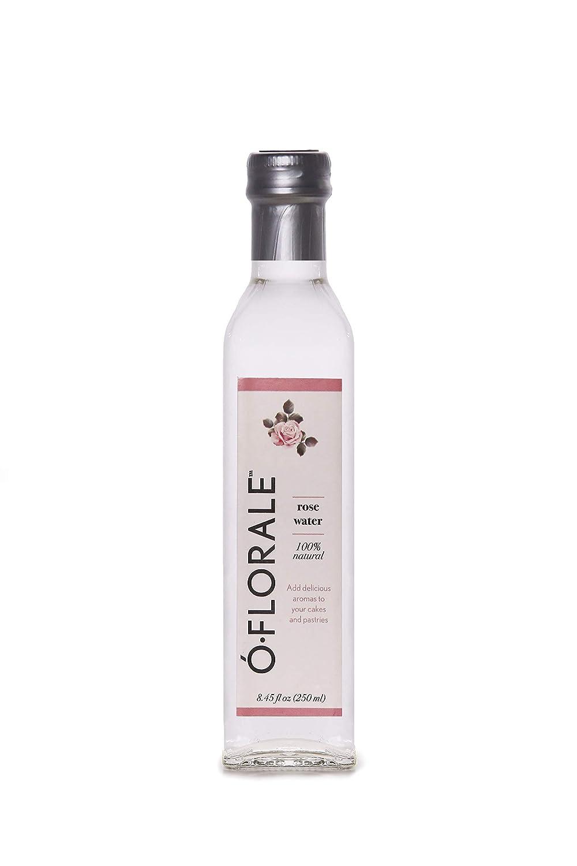 O·FLORALE, 100% Natural Rose Water, 8.45 fl oz