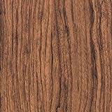 VViViD XPO Wood Grain Textured Teak Premium Film Vinyl Wrap 49'' x 1 ft.