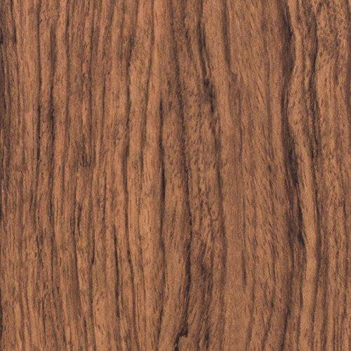 VViViD XPO Wood Grain Textured Teak Premium Film Vinyl Wrap 49'' x 1 ft. by VViViD Vinyl
