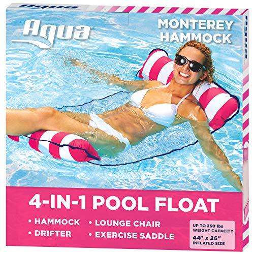 Aqua 4-in-1 Monterey Hammock Inflatable Pool