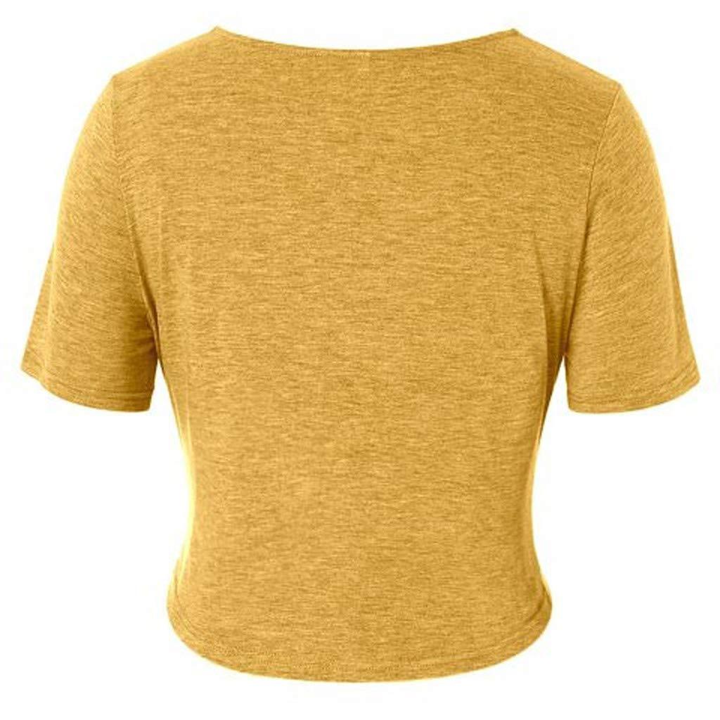 Women's Summer Funny Print Dress Sling Pullover Two-Piece Set ni Dress Sundress Beach Dress Yellow by NIKAIRALEY Dress (Image #4)