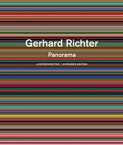 Books : Gerhard Richter: Panorama: A Retrospective: Expanded Edition