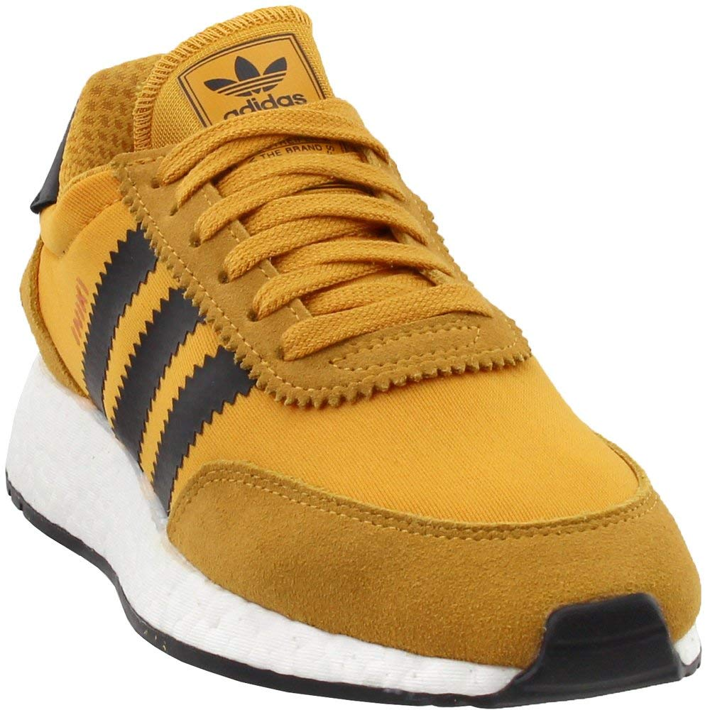 new arrivals no sale tax best cheap adidas Men's Iniki Runner Yellow/Black-White Goldenrod BY9733 Shoe