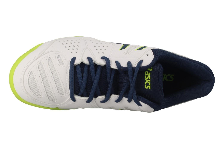 Asics Zapatilla E511Y-0149 Gel-Padel Blanco: Amazon.es: Deportes y aire libre