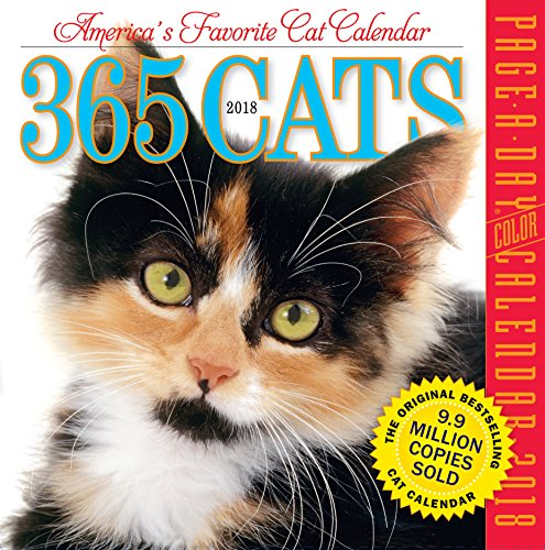 365 Cats Page-A-Day Calendar 2018 PDF