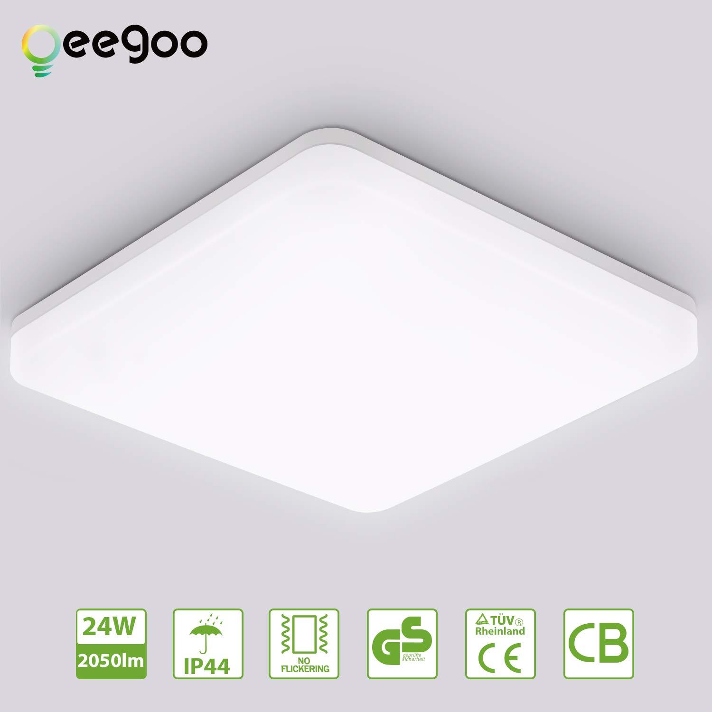 20.20/CM 20000K 220W 20lm Oeegoo Badezimmerlampe IP2020 Deckenlampe ...