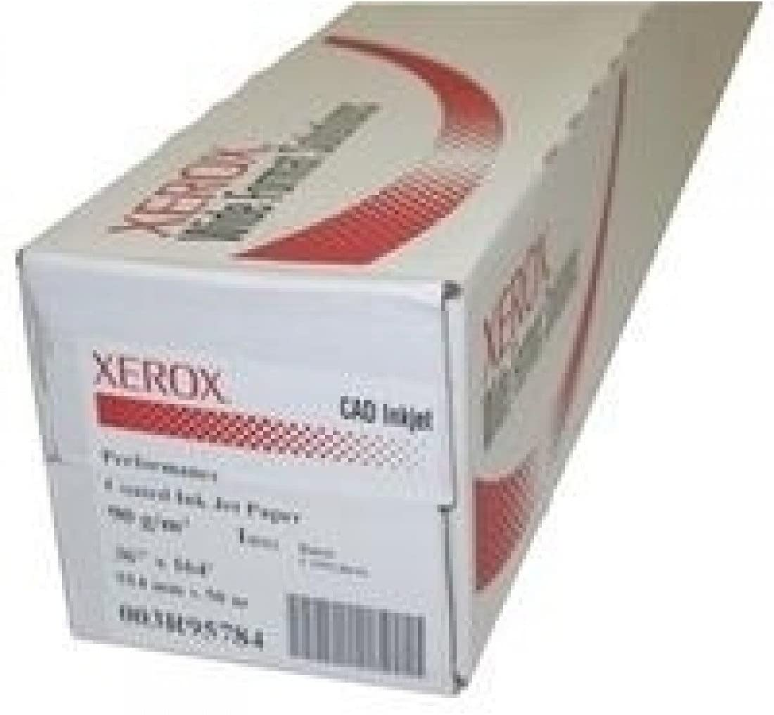 Xerox Performance Coated Inkjet Paper A1+ 90 g/m² - Papel para plotter: Amazon.es: Oficina y papelería