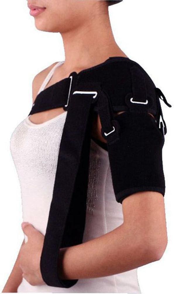 NACHEN Hombro de abducción de Hombro - Inmovilizador para Soporte de lesión - Almohada de Brazo de Alivio de Dolor para Manguito rotador, cirugía, luxación, Brazo Roto