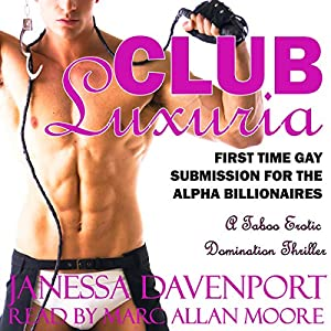 Club Luxuria Audiobook