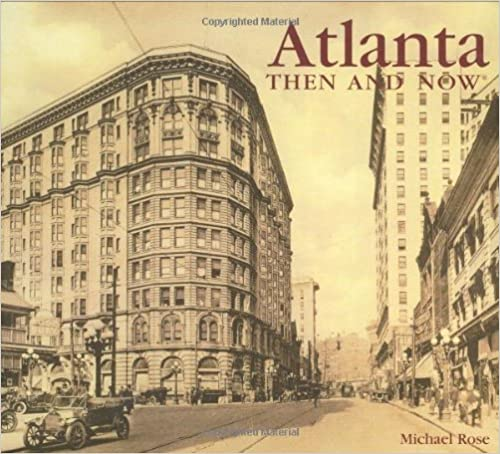 Book Atlanta Then and Now (Then and Now (Compact))