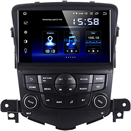 Dasaita 8 Inch Android 9 0 1 Din Dab Car Radio For Elektronik