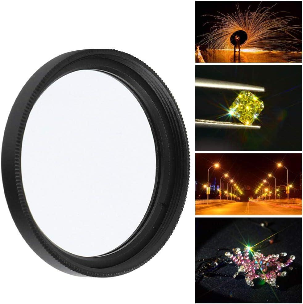Star Lens Filter etc. for Nikon for Sony 55mm Optical Glass ...
