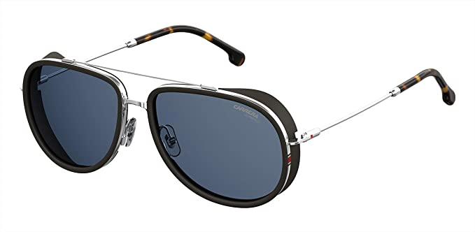 Amazon.com: Gafas de sol Carrera 166 /S 0010 Palladium/KU ...