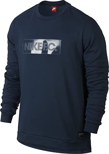Nike M NK FC CRW T-Shirt à Manches Longues, Homme  Amazon.fr  Sports ... da0c7b4921e1