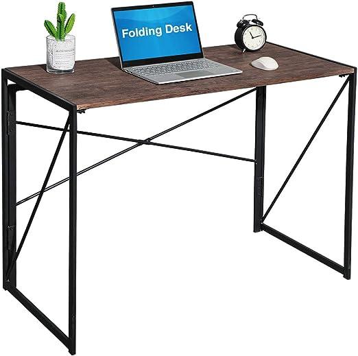 Escritorio plegable para ordenador, escritorio de oficina ...