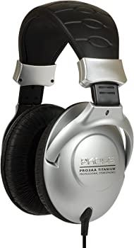 Koss PRO3AAT Over-Ear 3.5mm Wired Studio Headphones