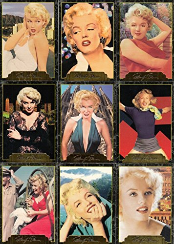 MARILYN MONROE SERIES 2 1995 SPORTS TIME COMPLETE BASE CARD SET OF 100