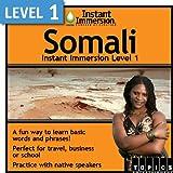 Instant Immersion Level 1 - Somali [Download]