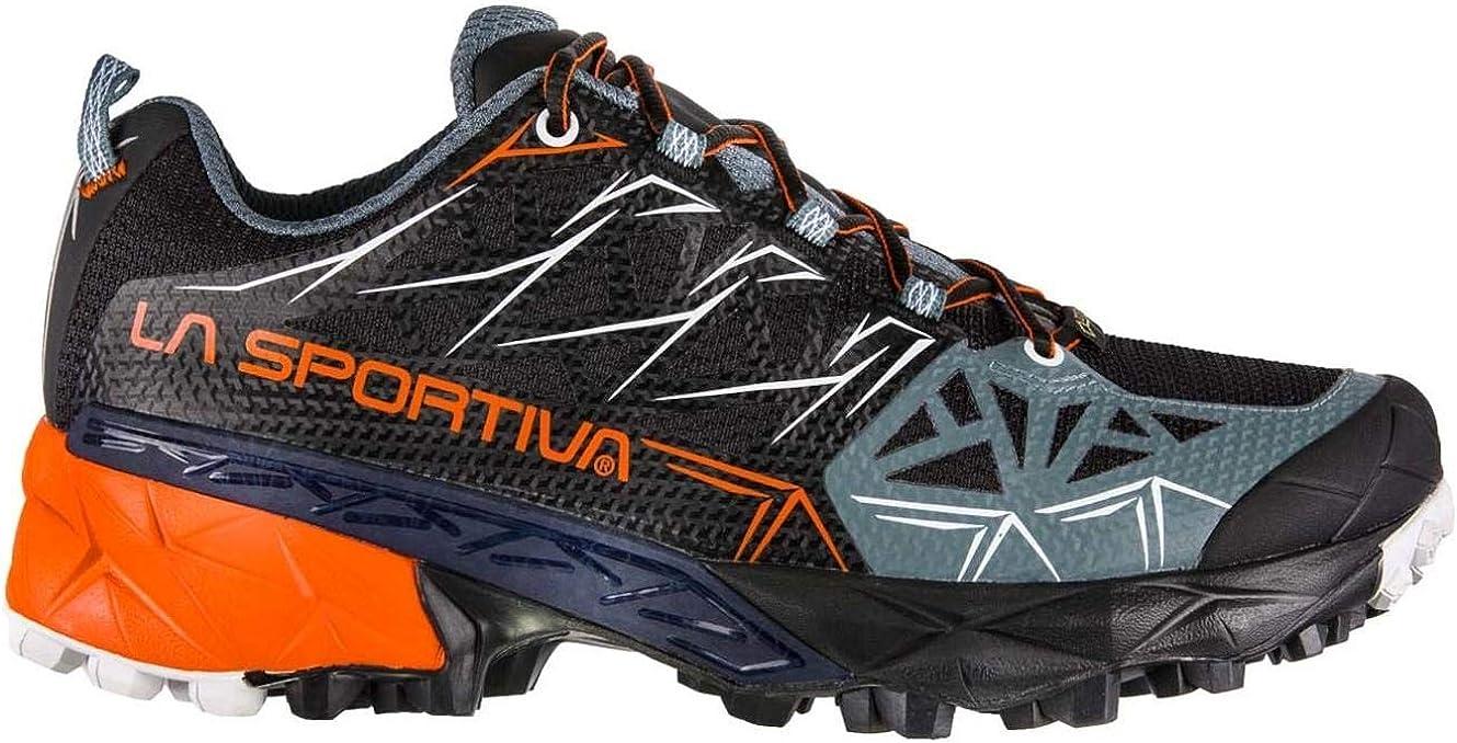LA SPORTIVA Akyra GTX Black Chaussures de Trail Mixte Adulte