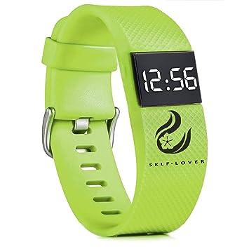 Moda Digital LED Reloj Deportivo 💝💞 Yesmile Relojes de Silicona Unisex Relojes de Pulsera para Hombre Mujer: Amazon.es: Hogar