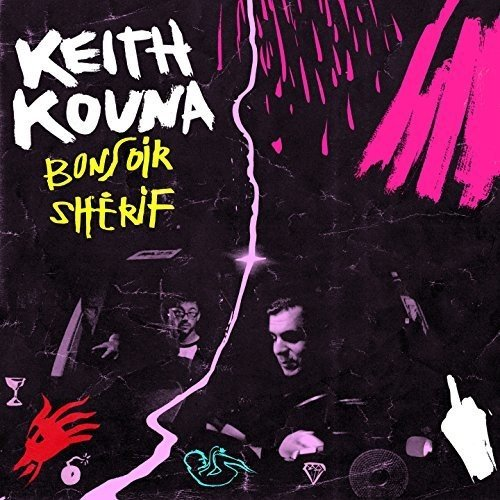 Bonsoir Sherif KEITH KOUNA Outside Music Pop Rock