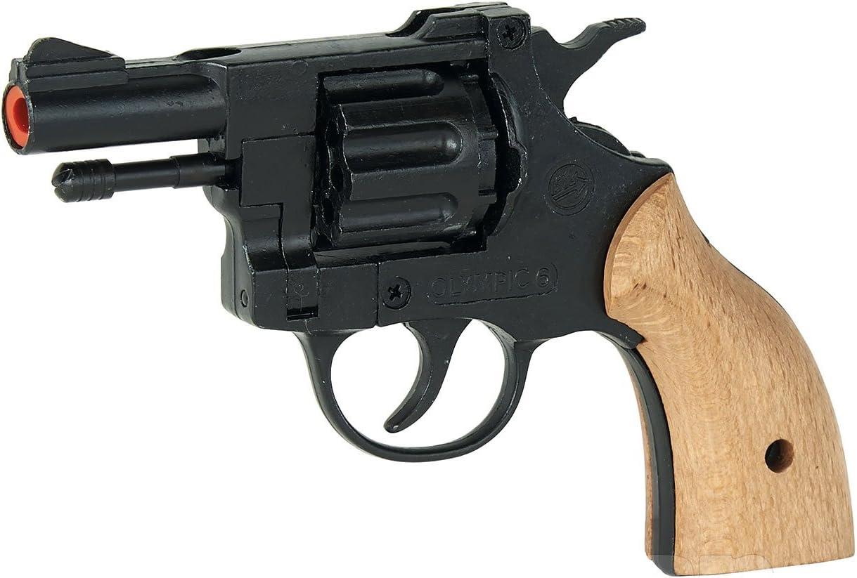 Pistola Revolver Bruni a salve modello Olympic 6 mm