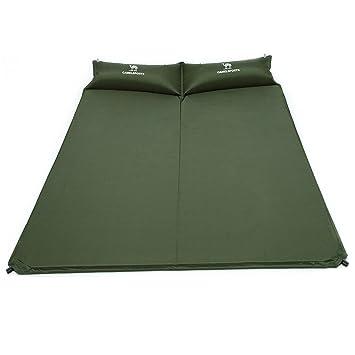 Camel Esterillas Auto-inflables para Acampada Colchón Camping de ...