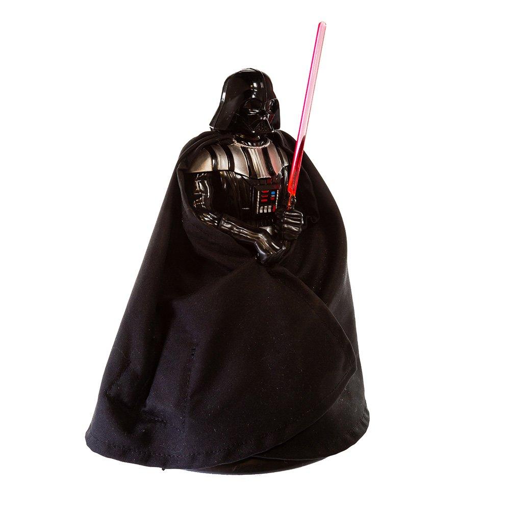 Star Wars Darth Vader Tree Topper with Led Light Saber