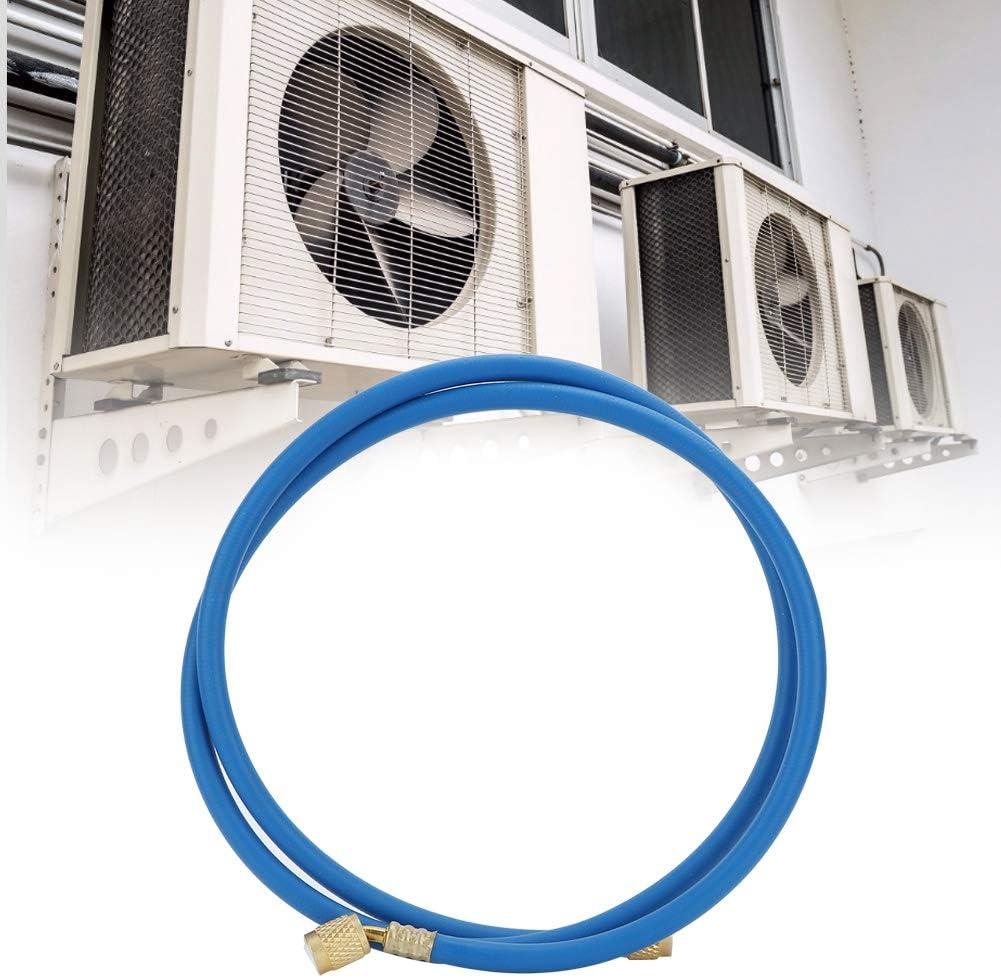 Tubi flessibili per utensili aria di aria condizionata Strumenti di riparazione Aria condizionata Fluoruro Tubo Refrigerante Refrigerante Aggiunta di tubi Tubo di carico Set aria condizionata 1 #