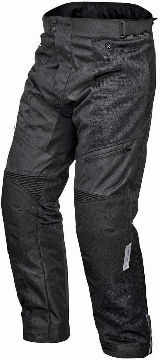 Black 40 Firstgear Rover Air Mesh Over Pants