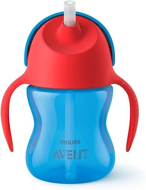 Philips AVENT SCF802//01/Vaso para beber azul azul rojo