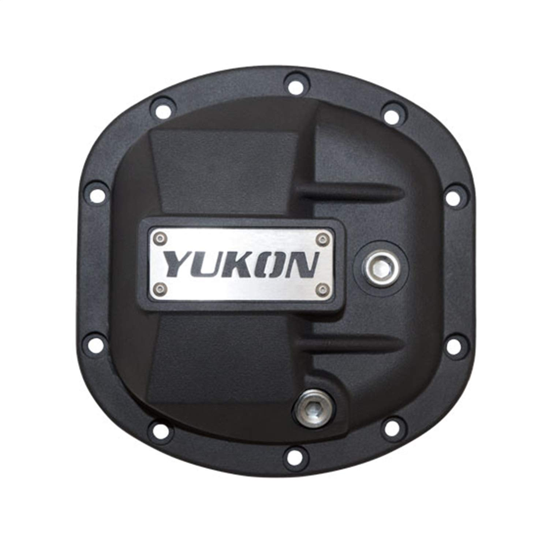 Yukon Gear yhcc-d30 Black Dana 30 Hardcore Differential Cover
